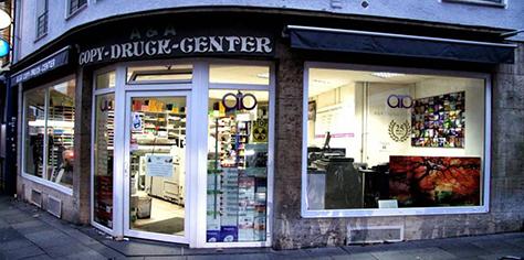 Lasergravur Bonn, A&A Digital Print Center Franziskanersr 1